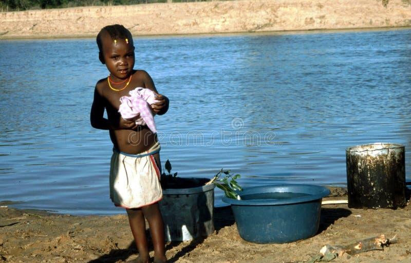 Ragazzo africano immagini stock libere da diritti