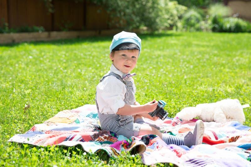 Ragazzo del bambino fotografie stock libere da diritti