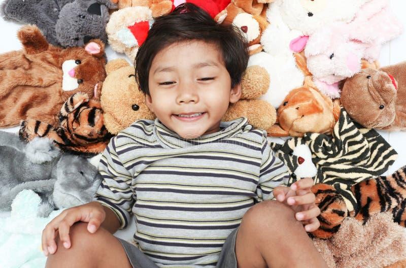 Ragazzo felice immagine stock libera da diritti