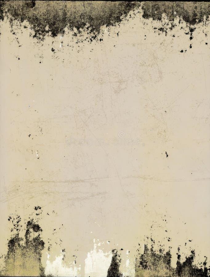 ragged τρύγος εγγράφου στοκ φωτογραφία