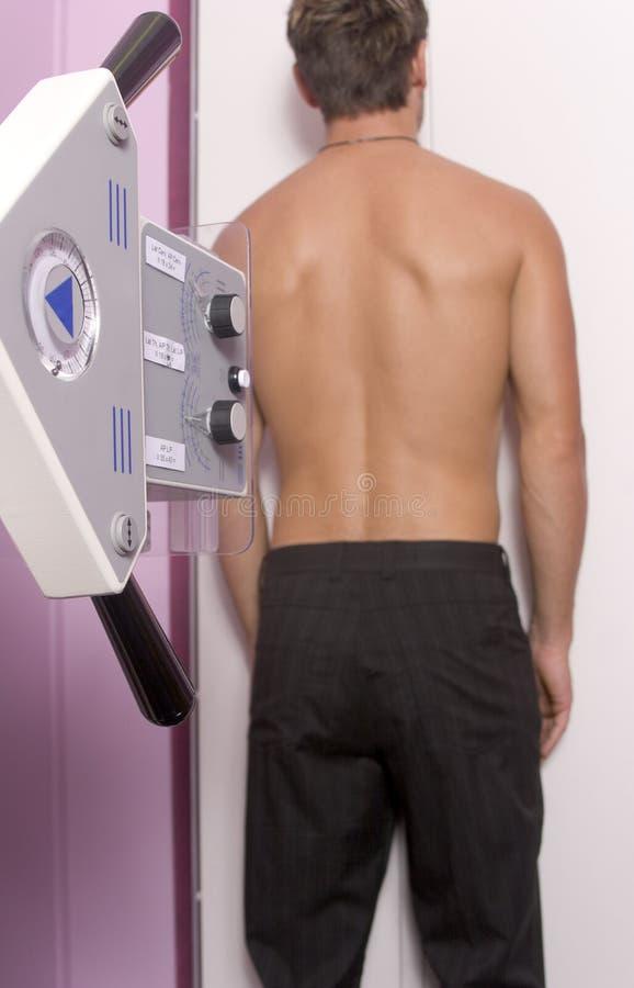 Raggi X - Chiropractor I fotografia stock
