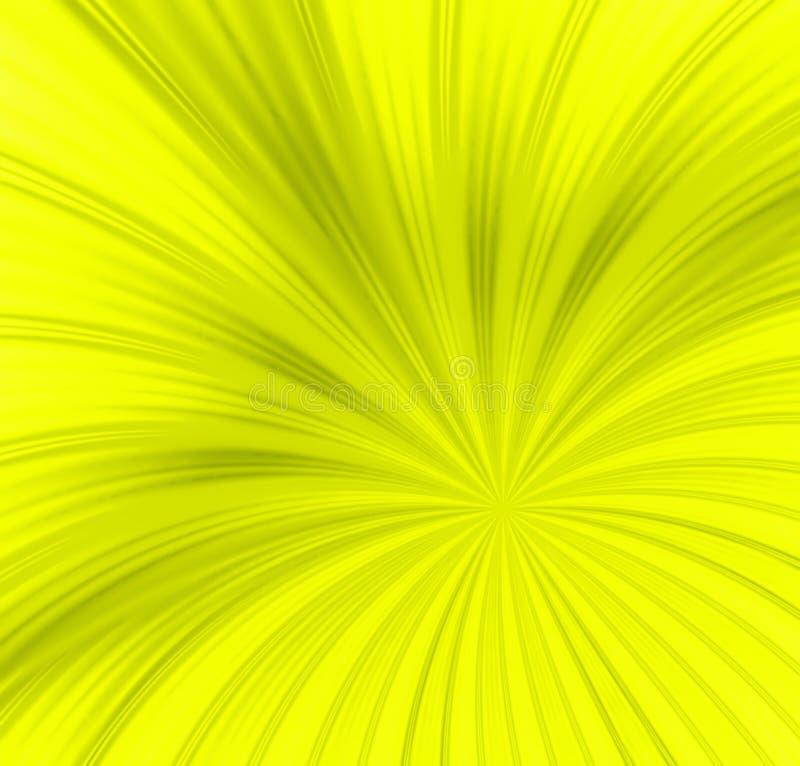 Raggi colorati illustrazione di stock