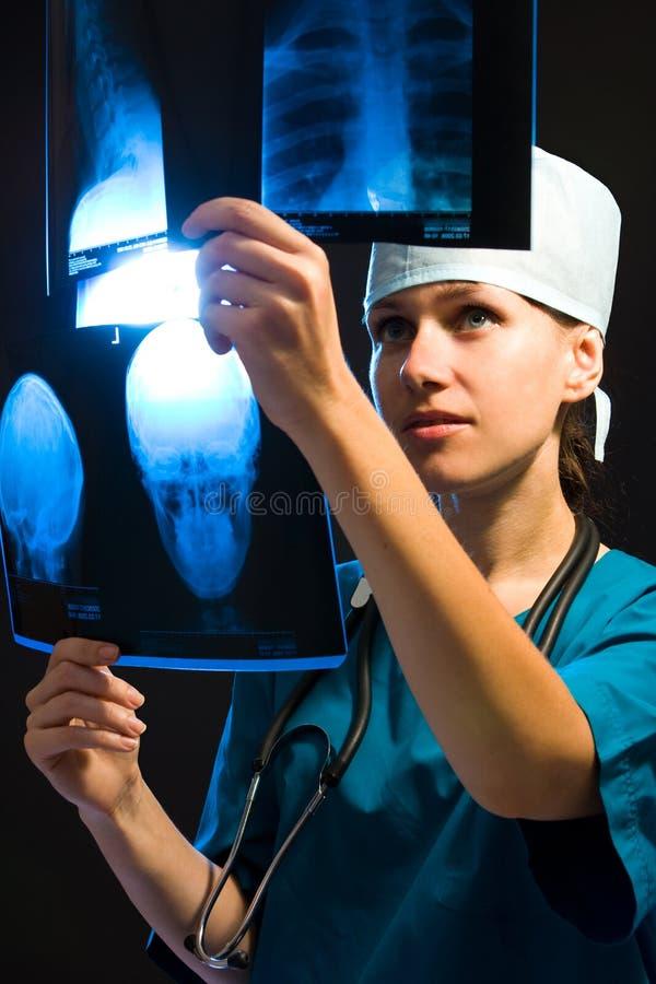 Raggi X immagini stock