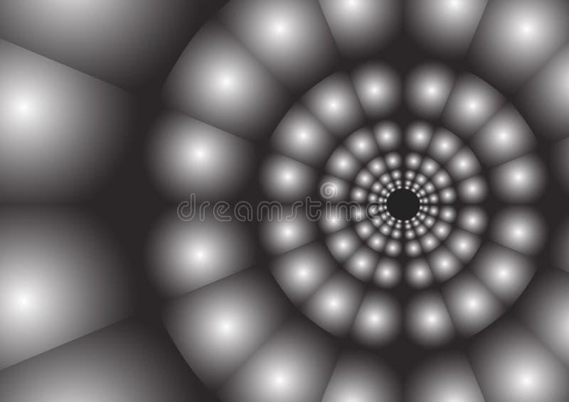 Download Raggio Astratto Del Fondo Del Cerchio Illustrazione Vettoriale - Illustrazione di luce, moderno: 56877846