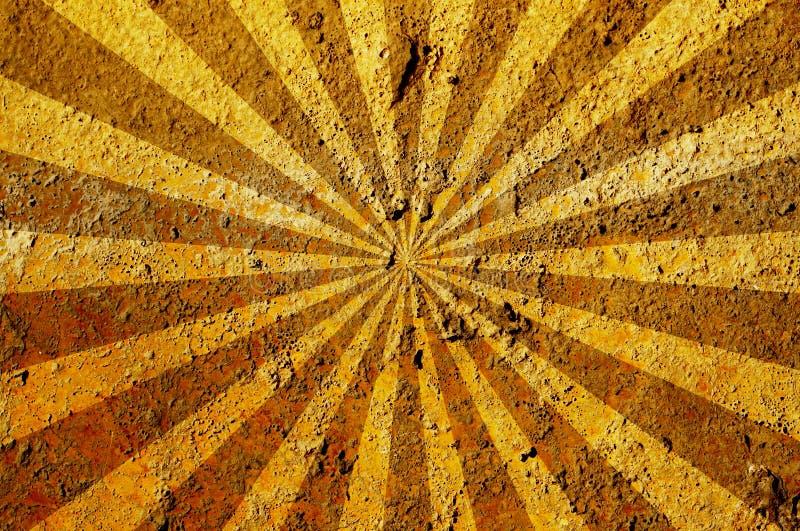 Raggio di sole su struttura immagini stock