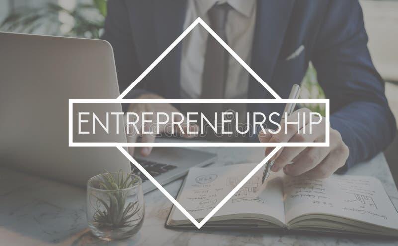 Raggiro della gestione dei rischi di partenza di attività d'investimento di imprenditorialità immagine stock libera da diritti
