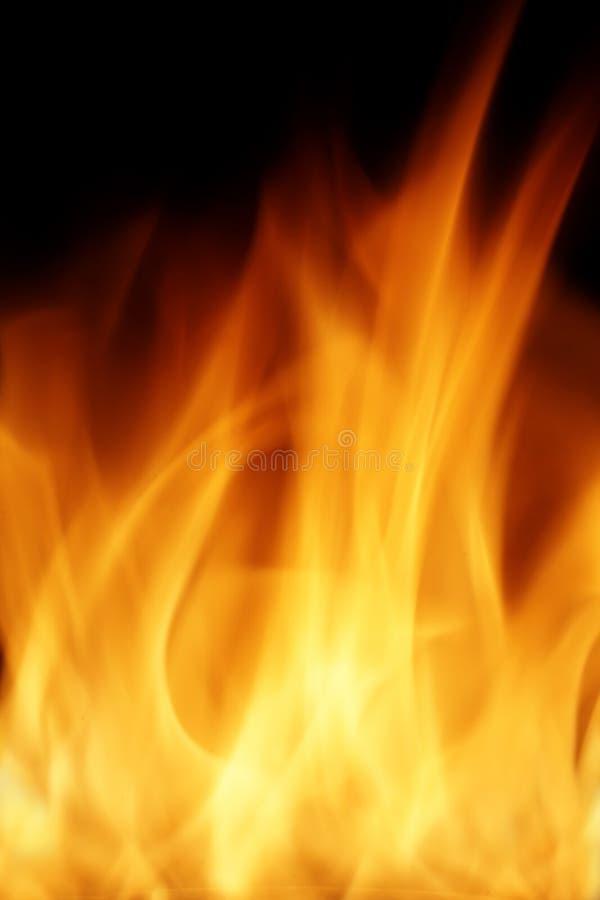 Raging fire. Raging hot fire - good background