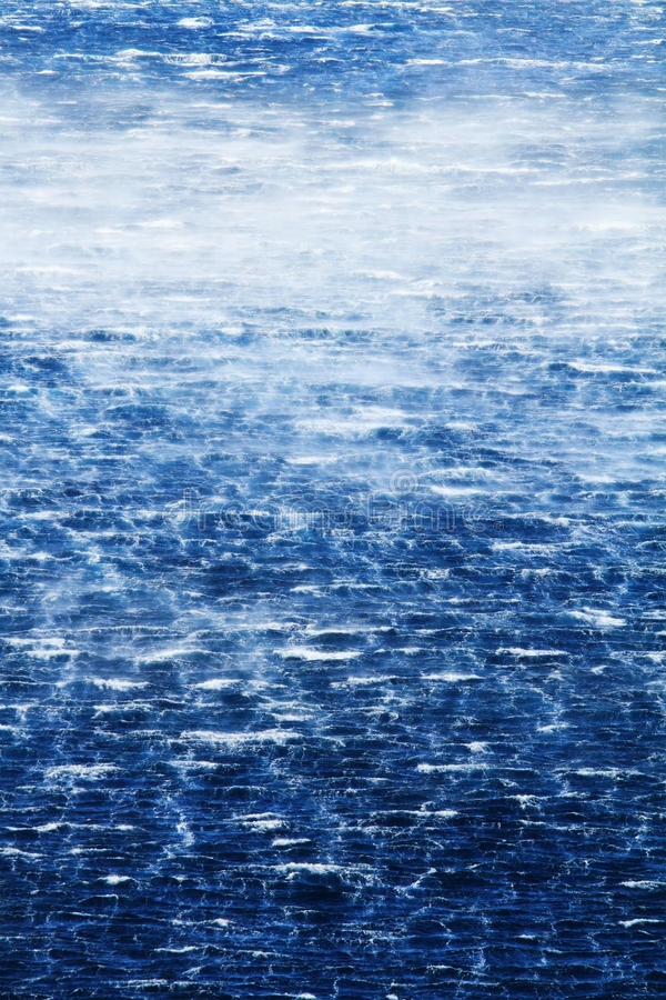 Download Raging Sea With Furious Waves Royalty Free Stock Images - Image: 27966819
