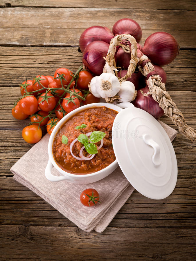 Download Ragout Sauce Royalty Free Stock Photo - Image: 21644055