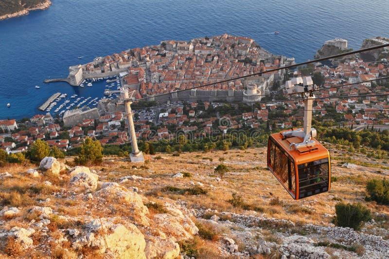 Ragusa Croazia immagini stock libere da diritti