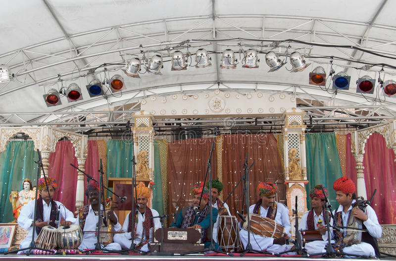 Download Rahmat Khan Langa Troupe editorial image. Image of tradition - 16717080