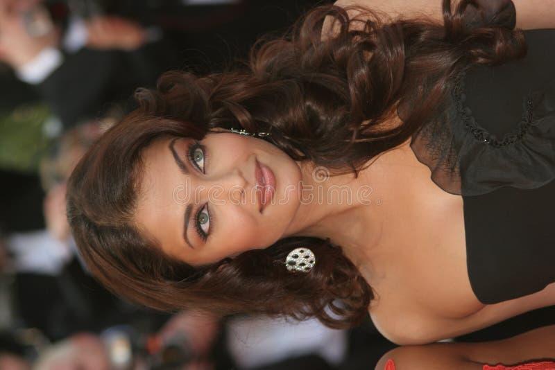 rai aishwarya актрисы стоковая фотография