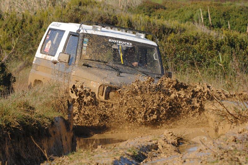 Raid 4X4 Adventure Race Editorial Photo