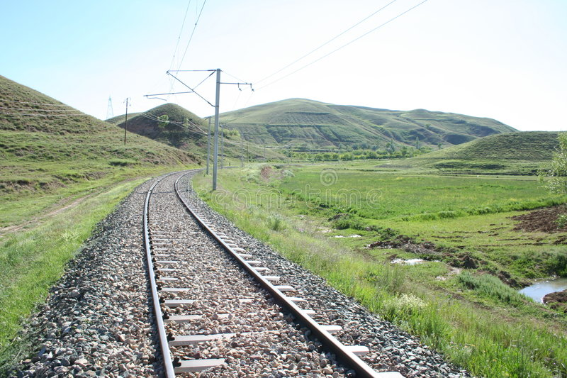 Rail royalty free stock images