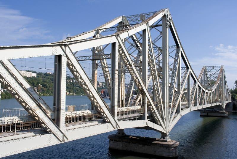 Download Rail Bridge Stock Photo - Image: 25501970