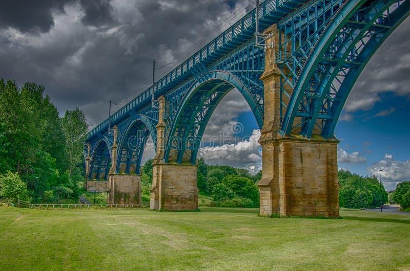 Rail Bridge stock photos