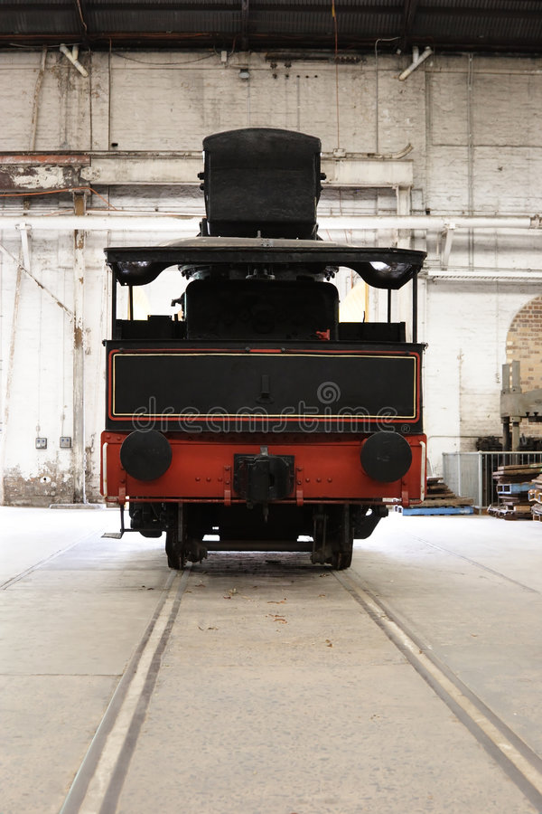 Download Rail Engine stock image. Image of workshop, wall, powerpoints - 2252259