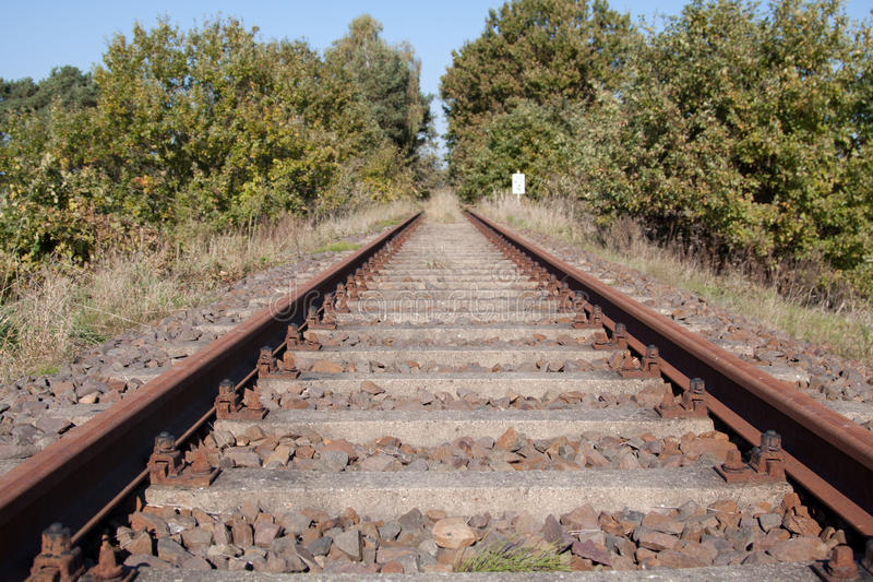 Rail line shut down