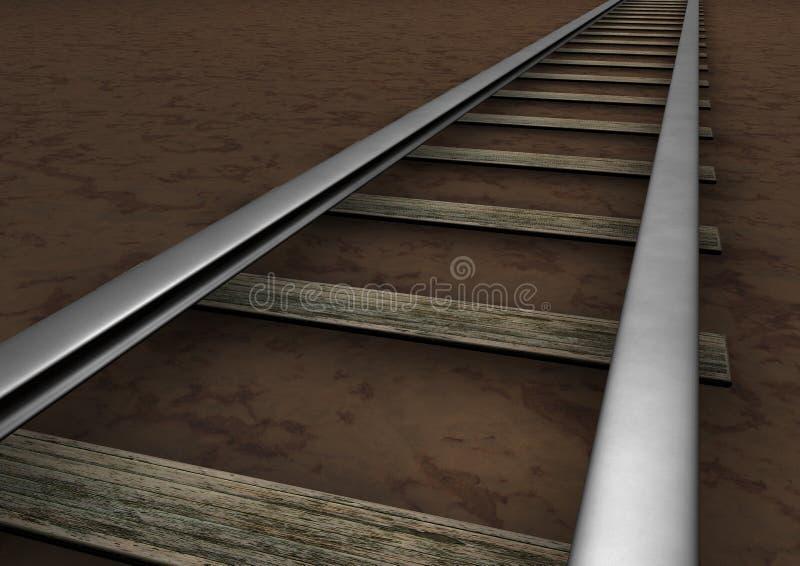 Download Rail Track Stock Photo - Image: 12770320