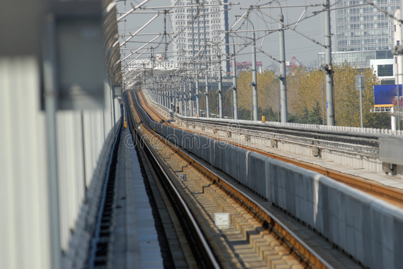 Download Rail way stock photo. Image of travel, track, rapid, station - 7283038