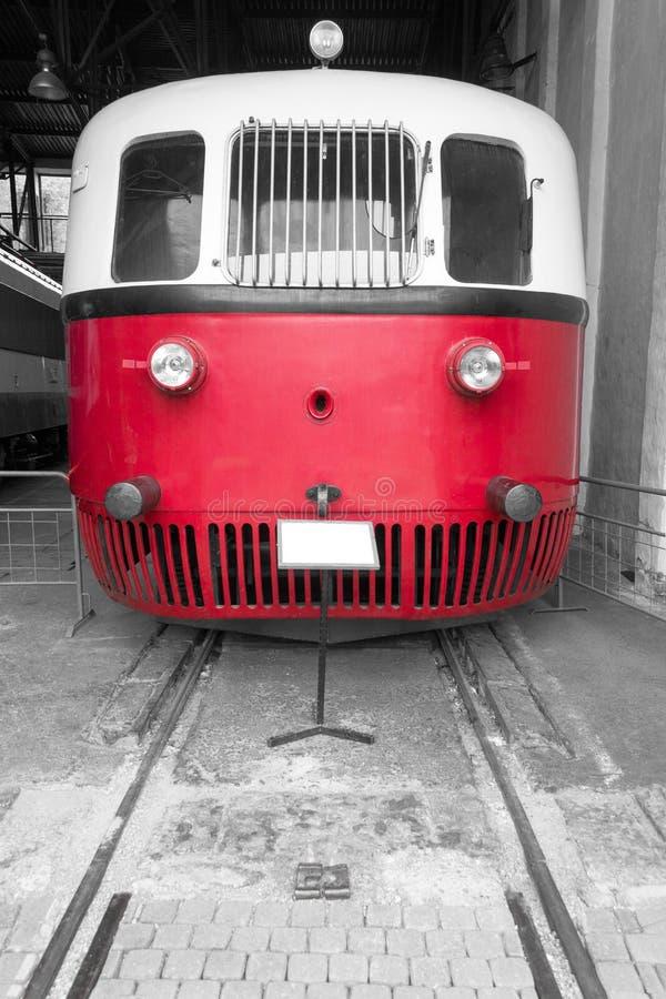 Railbus de diesel de MAV Arpad Aamot 23 photo libre de droits
