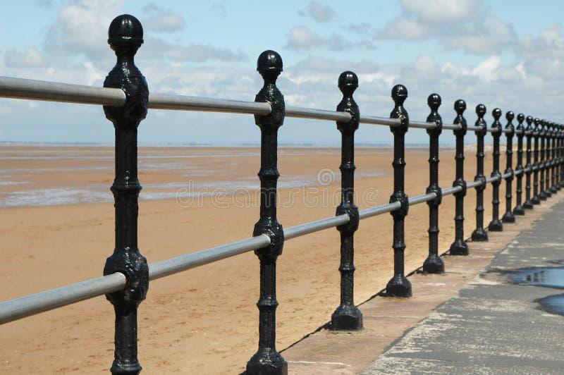 railing перспективы стоковое фото rf