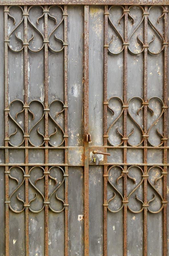 Download Railing at the door stock photo. Image of italy, door - 27444162
