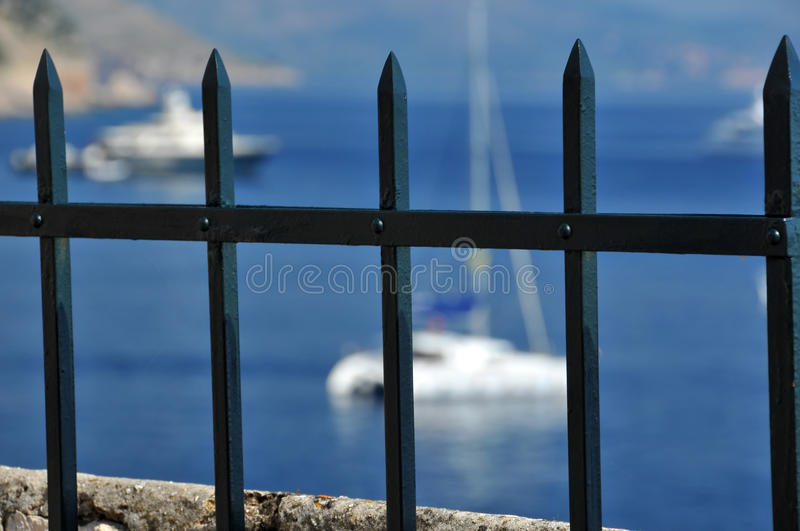 Download Railings stock image. Image of barrier, railings, guard - 15321117