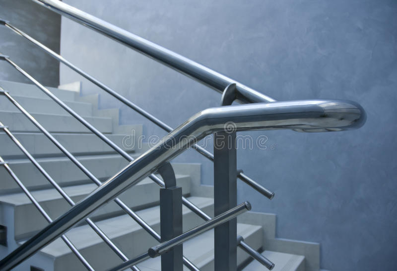 Download Railings stairs stock photo. Image of success, white - 16220712