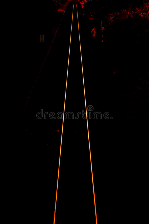 Download Railroad stock image. Image of railroad, railway, infinity - 20127301