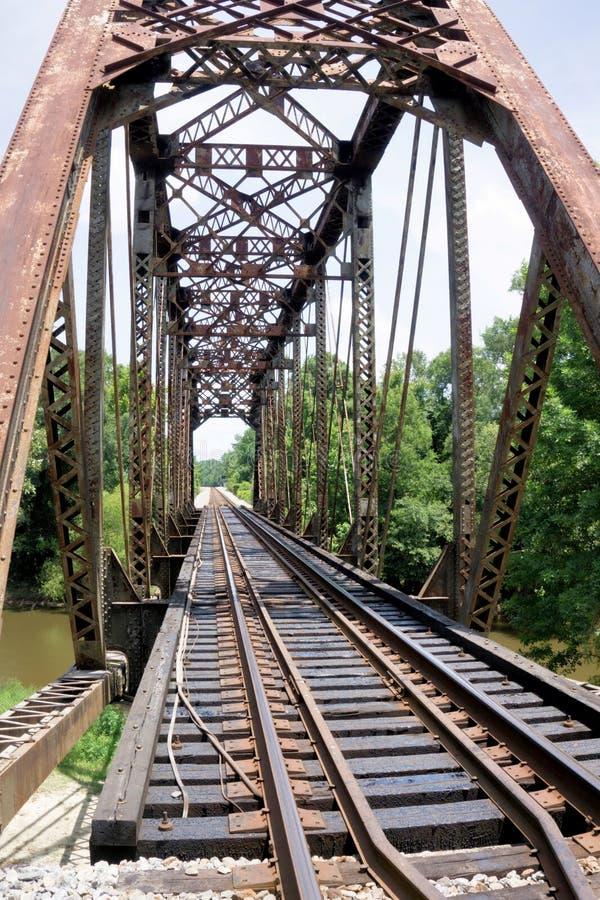 Download Railroad Bridge Over Pearl River Branch Stock Photo - Image: 56997273
