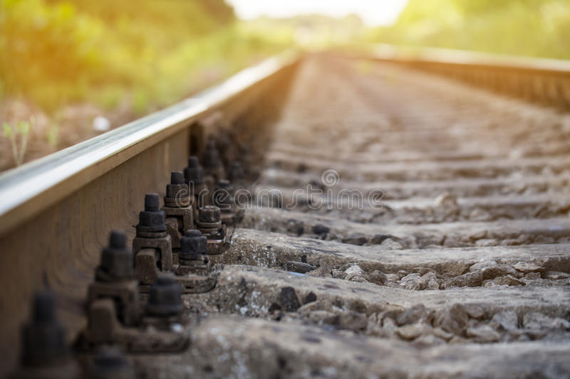 Download Railroad stock image. Image of perspective, lines, line - 50596371