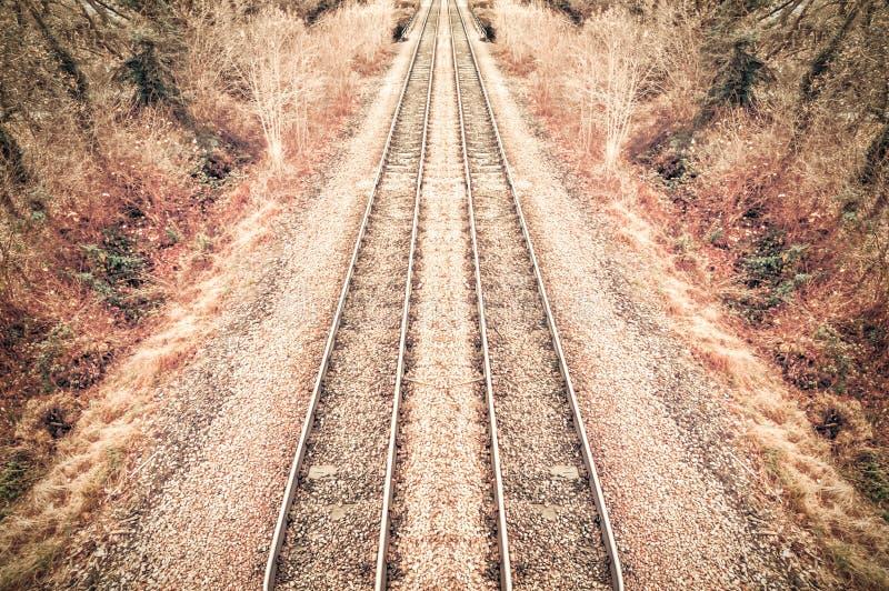 Railroad Hdr Stock Photos