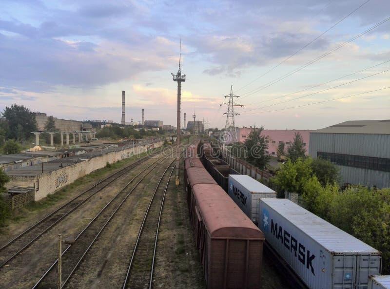 Railroad stock photography