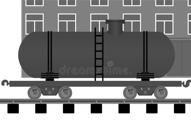 Download Railroad Tank. Stock Image - Image: 21632251