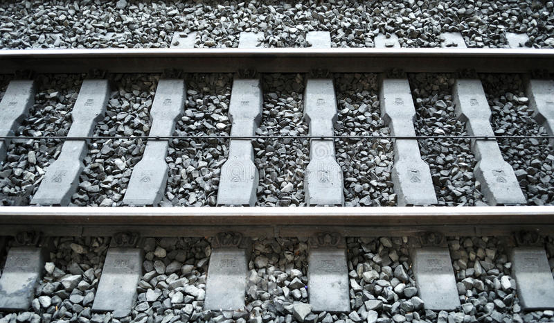 Download Railroad tracks stock photo. Image of connecting, infinity - 11030642