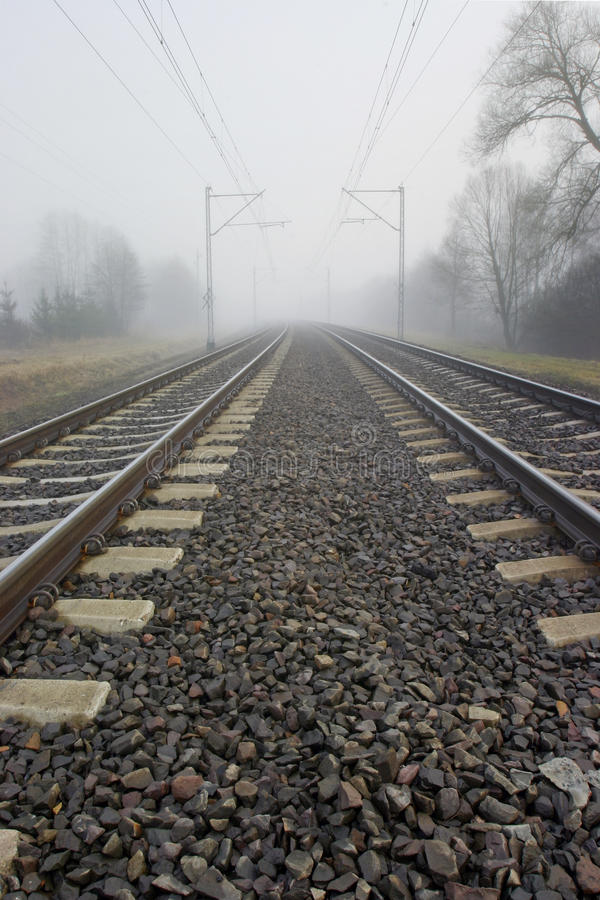 Download Railroad tracks stock image. Image of railroad, line - 22691081