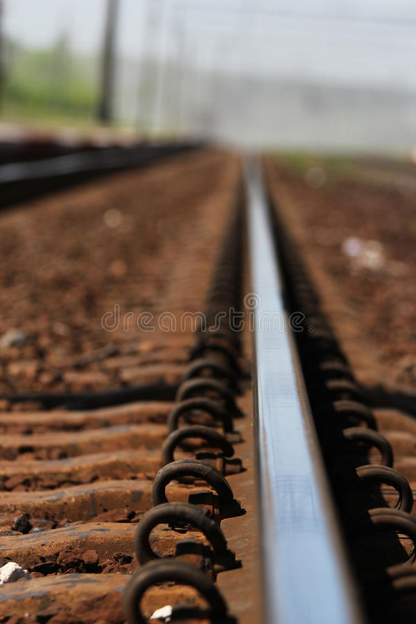 Download Railroad and Train stock photo. Image of danger, disappear - 29158390