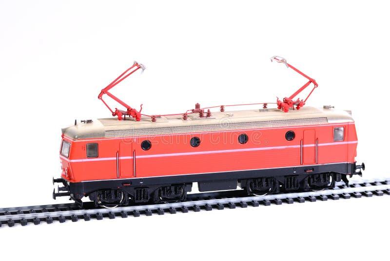 Railroading modèle photo libre de droits