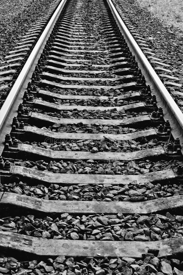 Download Rails stock photo. Image of point, fast, speed, industry - 18172296