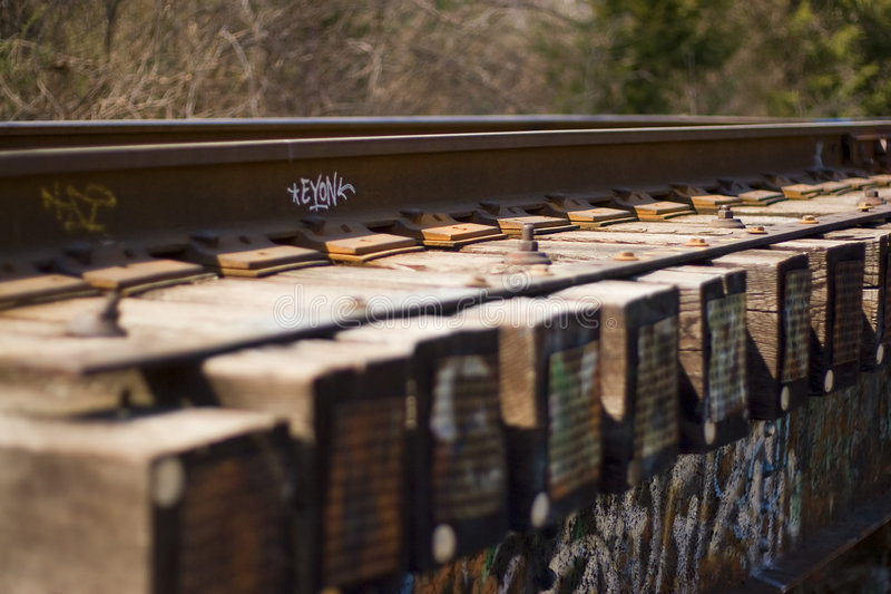rails stads- fotografering för bildbyråer