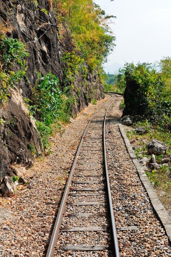 railway смерти стоковые изображения