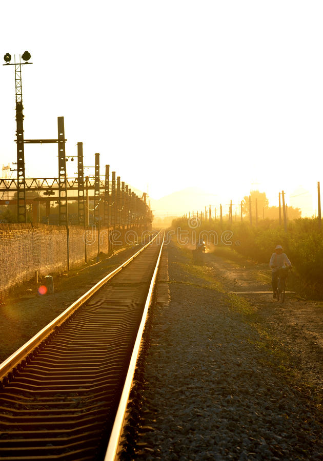 Download Railway stock image. Image of industry, pretty, travel - 11808335