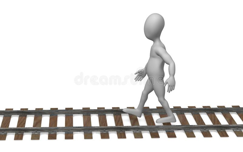 Download Railway stock illustration. Image of underground, stockie - 14724298