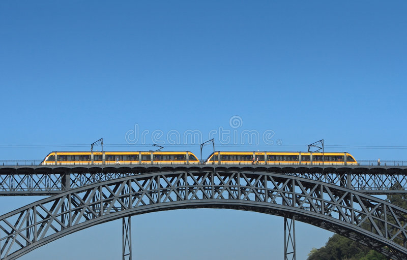 Railway royalty free stock photo