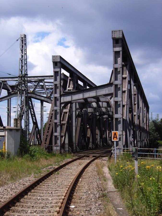 Free Railway Bridge Royalty Free Stock Image - 3201596
