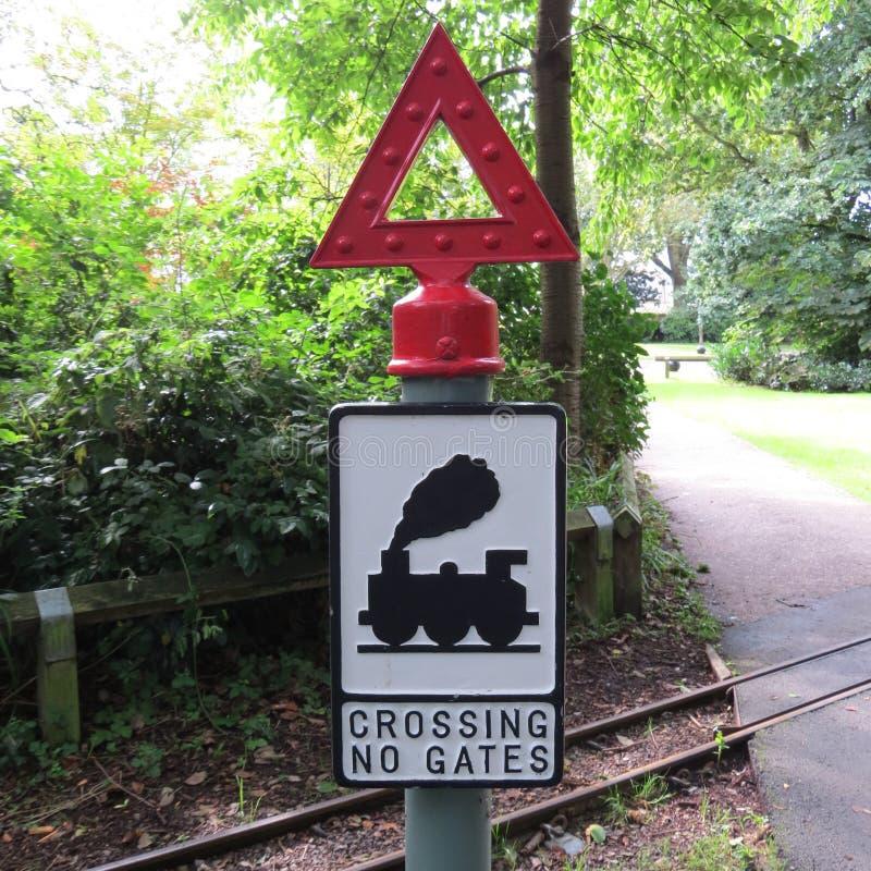 Railway Crossing stock images