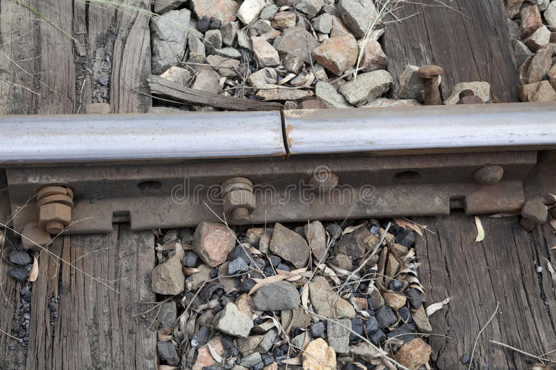 Download Railway line join stock image. Image of timber, solid - 35589991
