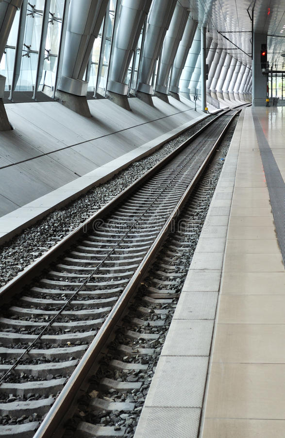 Free Railway Perspective Stock Images - 11030884