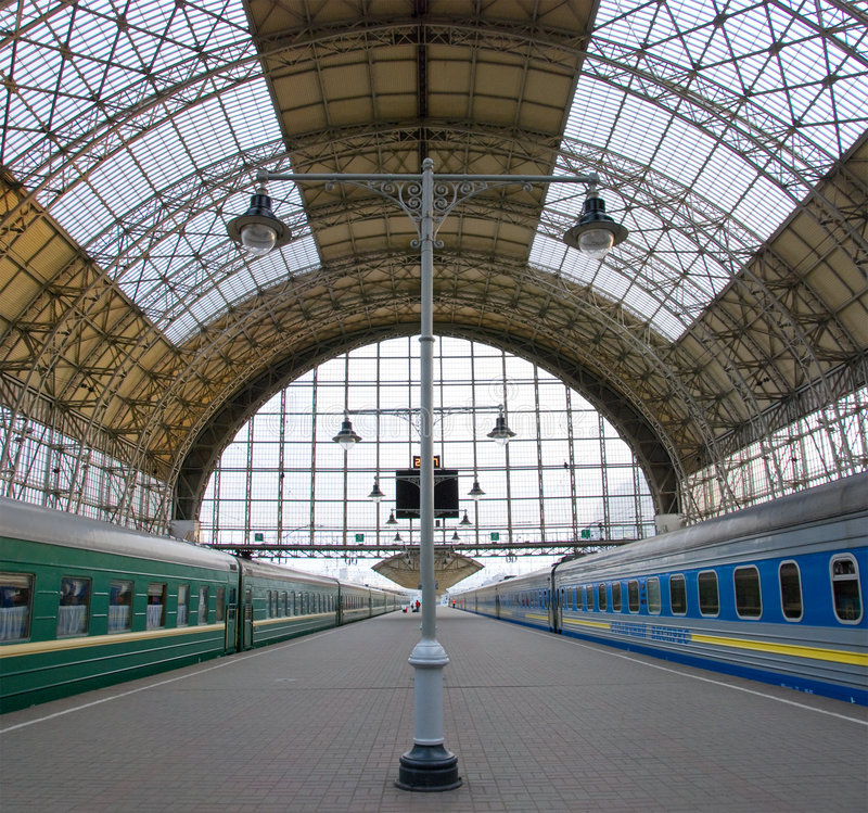 Download Railway station stock photo. Image of vacations, architecture - 5590660